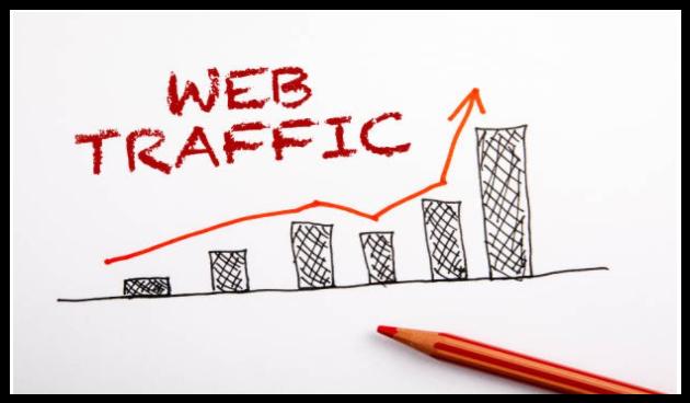 Drive Web Traffic