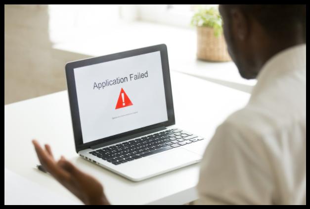 Failing Website